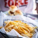 Lekker friet eten